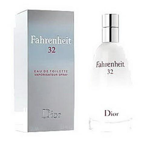HARGUMS Christian Dior Fahrenheit 32 Men EDT 100ml Original Eropa