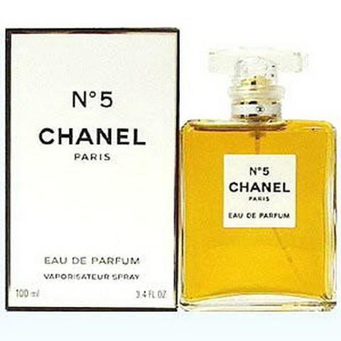 HARGUMS Chanel No. 5 Women EDP 100ml Original Eropa