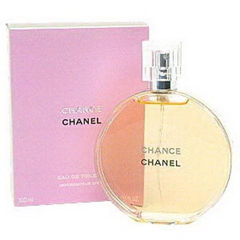 HARGUMS Chanel Chance EDT 100ml Original Eropa