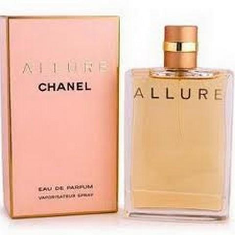 HARGUMS Chanel Alure Women EDT 100ml Original Eropa