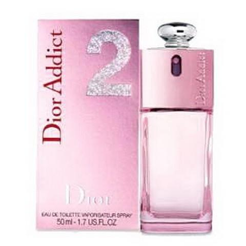 HARGUMS Christian Dior addict 2 EDT 50ml Original Eropa