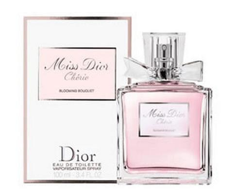 HARGUMS Miss Dior Cherie Blooming Bouquet EDT 100ml Original Eropa