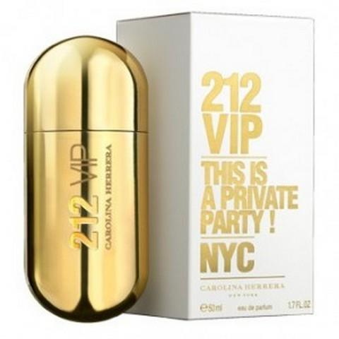 HARGUMS Carolina Herrera 212 VIP woman EDP 80ml Original Eropa