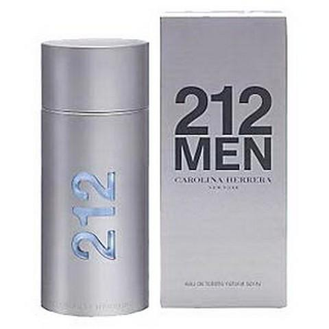HARGUMS Carolina Herrera 212 Men EDT 100ml Original Eropa