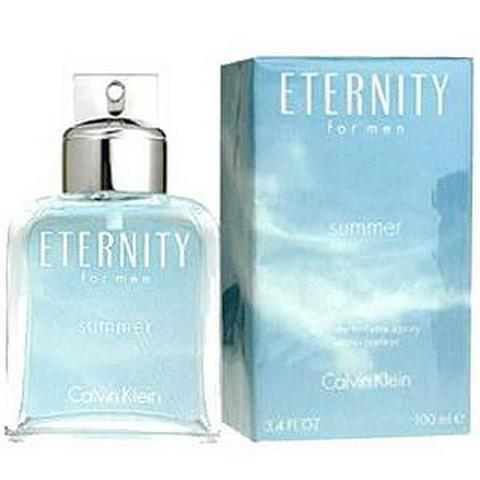 HARGUMS Calvin Klein Eternity Summer for Women EDT 100ml Original Eropa