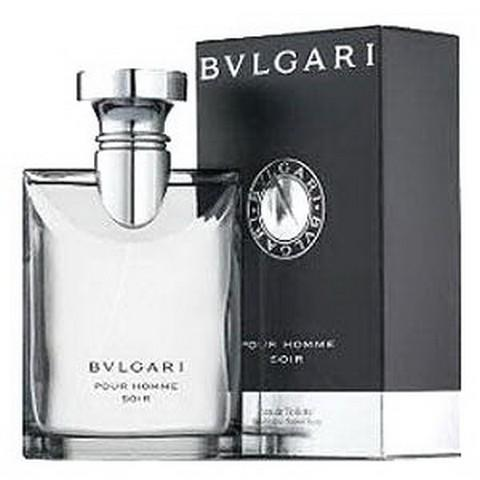 HARGUMS Bvlgari Pour Homme soir for men EDT 100 ml