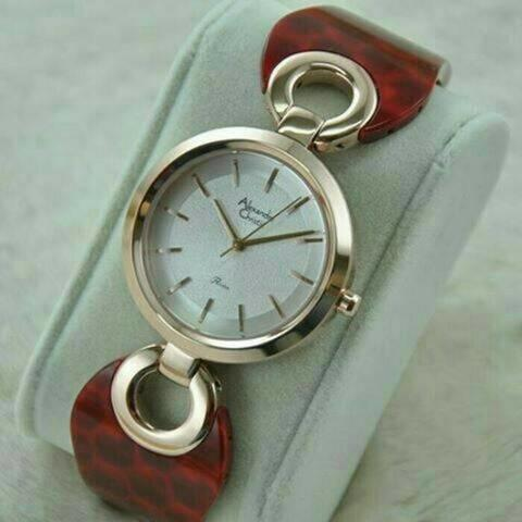 HARGUMS JAM TANGAN ALEXANDRE CHRISTIE AC2539LH RED