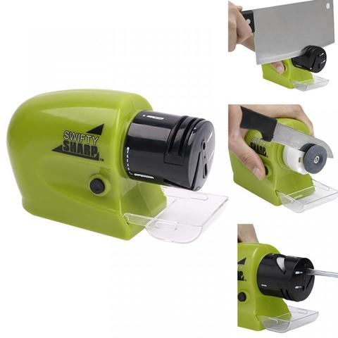 HARGUMS Swifty Sharp Electric Sharpener / Pengasah Pisau Elektrik
