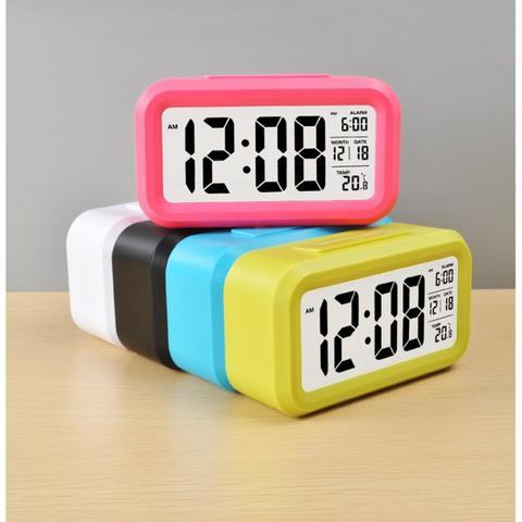 HARGUMS Jam Meja Pintar / Digital Desktop Smart Clock - JP9901