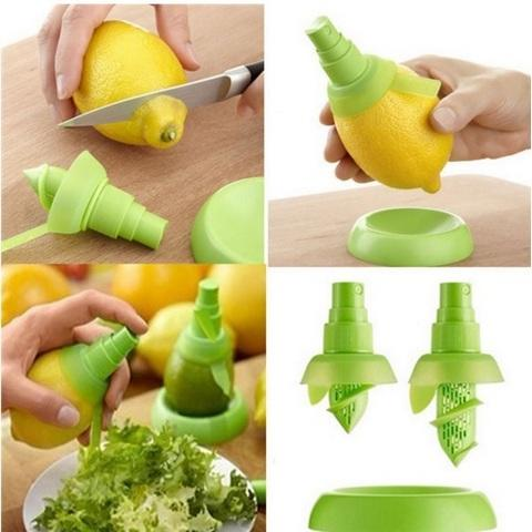 HARGUMS iLOT Fresh Fruit & Vegetable Lemon Juice Sprayer
