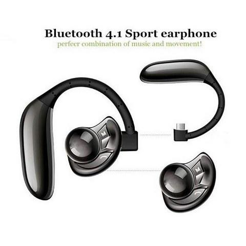 UFO Stereo Wireless Bluetooth Headset