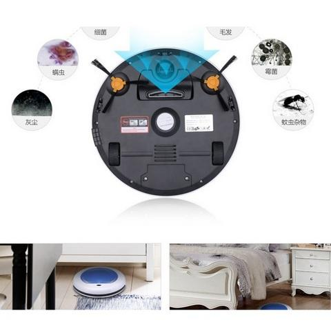 Intelligent Automatic Household Smart Robot Vacuum Cleaner - C-350