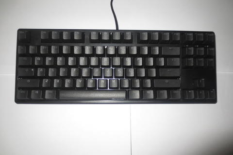 Ducky One Mechanical Keyboard TKL Non Led - Blue Switch