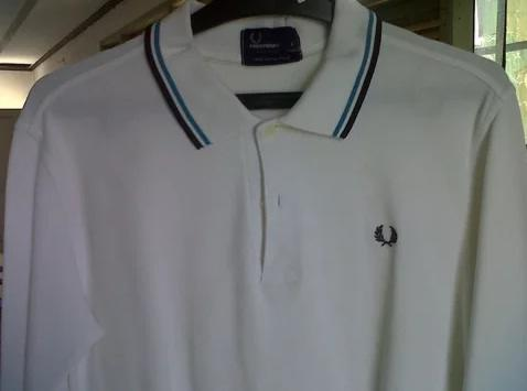 Fred Perry Jokowi Long Sleeve