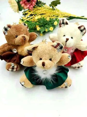 Gantungan Tas Teddy Bear / Boneka Teddy Bear