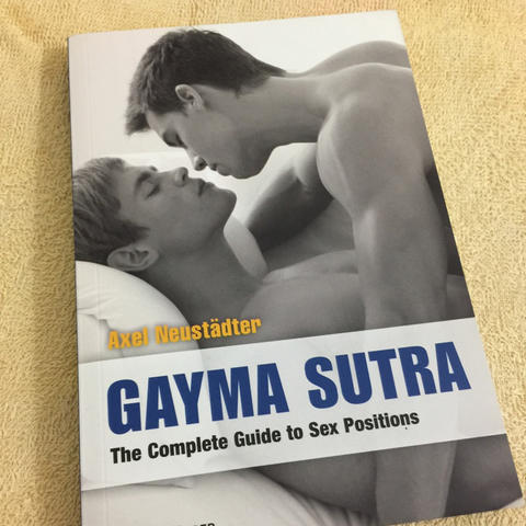 Gayma Sutra - The Complete Guide to Sex Positions (buku otot)