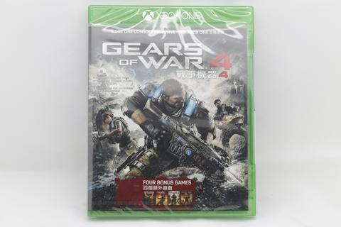 Gear of War 4 Xbox One/Segel/New