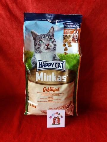 Happy Cat Minkas Poultry 1,5 Kg