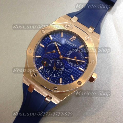 Jam Tangan Pria Audemars Piguet Royal Oak Dual Time Ref.#010147