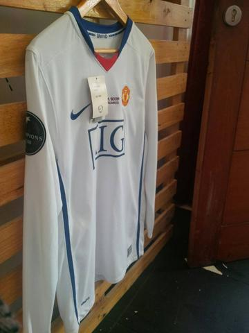 Jersey Machester united XLBOYS (FIt S Adult)