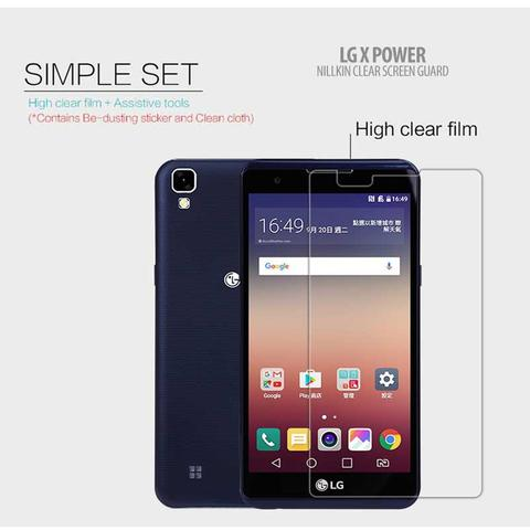 Nillkin Clear Screen Guard LG X Power