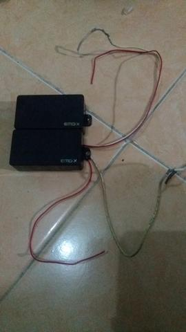 pickup gitar emg 81x 85x made in usa