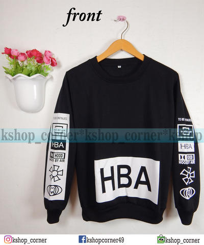 Sweater Kpop HBA Kriss