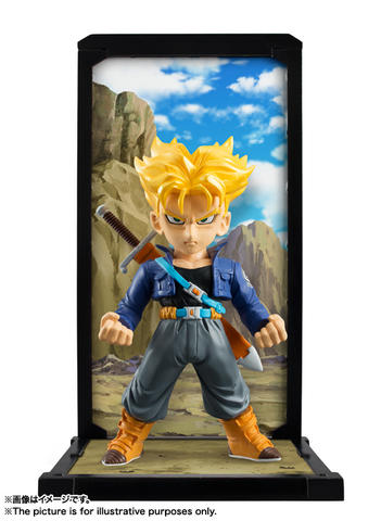 TAMASHII BUDDIES Super Saiyan Trunks (Dragonball Z)