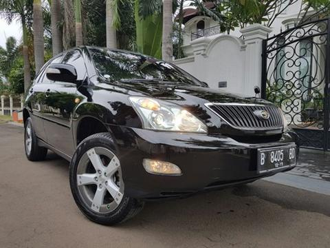 Toyota Harrier 3.0 Airs 4WD 2004 AT Power Back Door (High Spec)