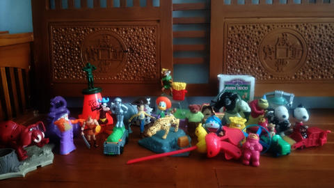 Toys Collection Mc Donald