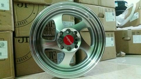 velg r15 Rotiform polish ring 15