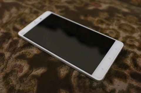 Xiaomi Mi Note white RAM 3GB internal 64GB masih garansi