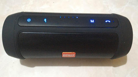 Speaker Bluetooth Portable BT827