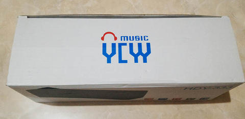 Speaker Bluetooth Portable YCW HDY-333