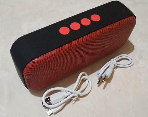 Speaker Bluetooth Portable YCW HDY-555