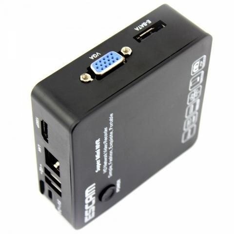 ESCAM Mini NVR K108 Super Mini NVR Recorder 8CH for IP Camera (づ。◕‿‿◕。)づ ░░▒▓███