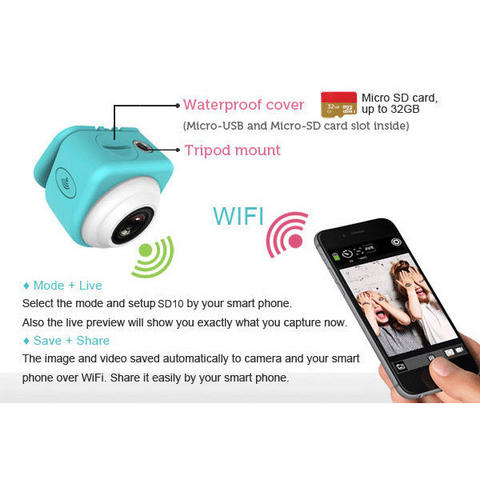 Spy Mini Camera DVR Recorder 1080P with Remote Control (づ。◕‿‿◕。)づ ░░▒▓███