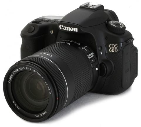 Sell: Canon 60D Kit 2 (18-135)