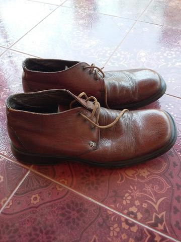 Sepatu aigner made in italy 46 fit 44/45