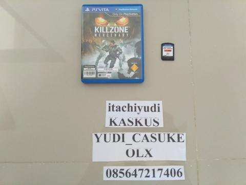 Kaset cartridge PS VITA mulus murah