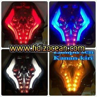 Stoplamp LED 3in1 project newGen yamaha R25,MT25