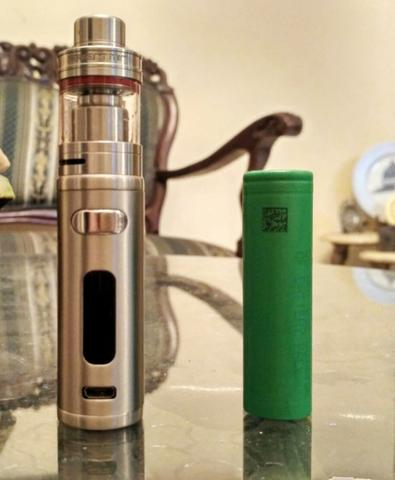 iStick Pico + Serpent Mini + Sony VTC 6
