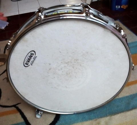 Snare Drum Piccolo stainless