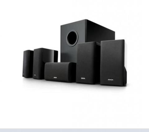 Denon sys 5.1 speaker home teather