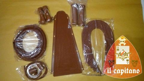 Karet set vespa import PVC & Metalplast