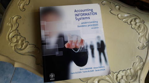 Accounting Information System 4th Edition John Wiley second like new
