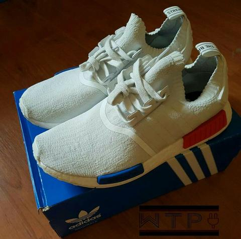 Adidas NMD PK OG White not Yeezy, Ultraboost 100% Legit Guaranteed