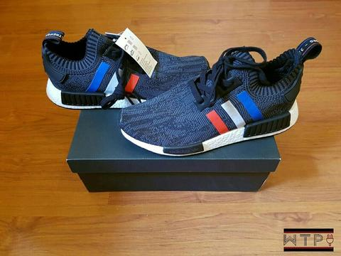 Adidas NMD Tri-Color Black (Not Yeezy, Ultraboost) 100% Authentic
