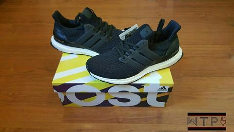 Adidas Ultraboost Core Black 3.0 100% Authentic
