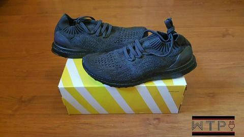 Adidas Ultraboost Uncaged Triple Black CL (Not Yeezy, NMD)